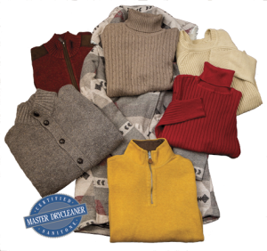 Dry Clean Sweaters