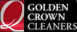 Golden Crown Cleaners logo