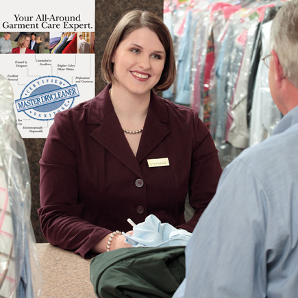 Cape Cod Dry Cleaning Store